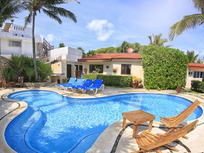 Photo for PEACEFUL CARIBBEAN VACATION! POOL! PANORAMIC VIEWS! Yal Ku Cai Casita