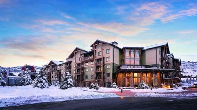 Photo for Fantastic Wyndham Presidential Reserve Condo next to Park City Canyons Gondola
