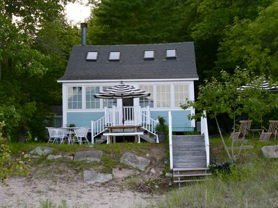 Photo for Life's a beach at BLUE HEAVEN COTTAGE!!!!