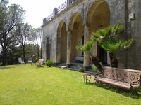Lovely old Sicilian Manor House with views to die for. Agata was so welcoming