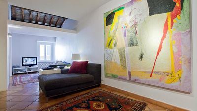 Photo for Sole Apartment Trastevere