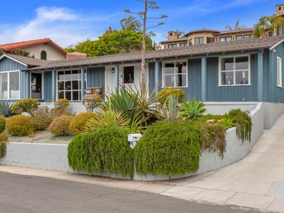 Photo for Stunning OCEAN VIEWS perched on a private knoll in Hermosa Beach