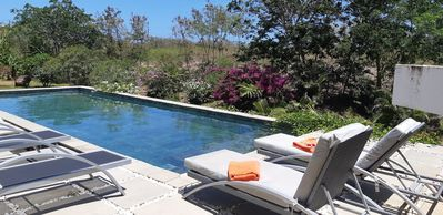 Photo for Villa Zoli z´oiseau - Holiday House with pool in Cap Malheureux