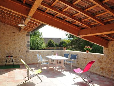 Photo for Charming bastide in Vallon Pont d'Arc