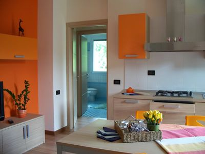 Photo for Beautiful apartments in Bassano del Grappa and with every modern comfort