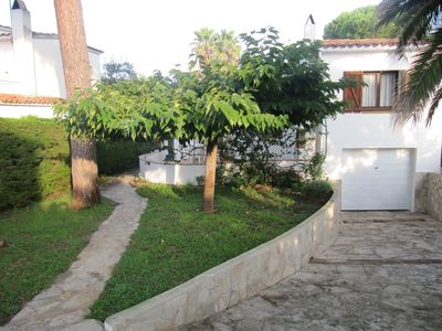 Photo for Detached house with garden in pine forest