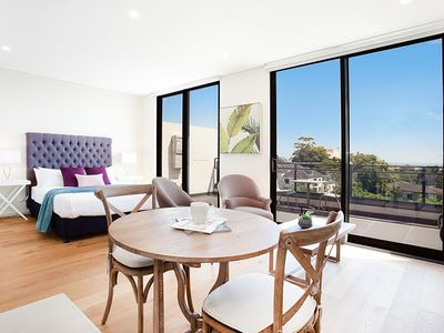 Photo for CROWS NEST 12 - Studio Apartment in Cosmopolitan Crows Nest