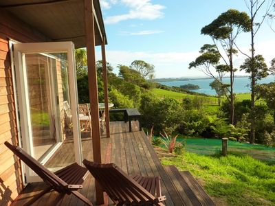 Photo for 2BR Cottage Vacation Rental in Church Bay (Waiheke), Auckland