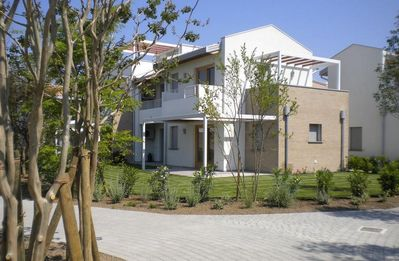 Photo for Holiday Apartment - 6 people, 80 m² living space, 2 bedroom, garden, Internet access
