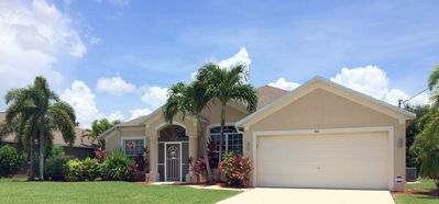 Photo for Family Friendly,  Waterfront, Gulf Access, Elect. pool heater, Private dock.