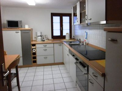 Photo for Apartment on the first floor, 70 square meters, 2 bedrooms, max. 4 people - Haus der Stadtmauer