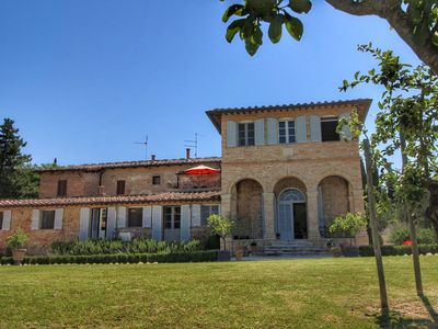 Photo for 3BR Apartment Vacation Rental in San Giovanni d'Asso