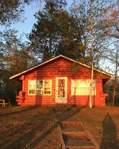 Photo for 1BR Cabin Vacation Rental in Fifty Lakes, Minnesota