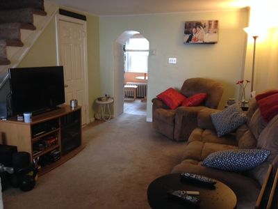 Photo for Clean, comfortable, and convenient home in Philadelphia