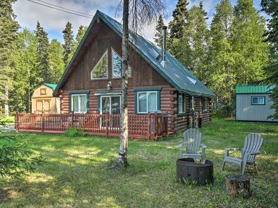 Photo for NEW! Blind Bear Lodge ~1 Mi to Kenai River Fishing