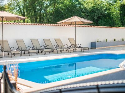 Photo for Mirjana Villa - Newly Built Modern, Air Conditioned Villa with Private Pool and close to Porec and only 7 km from the Beach ! - Free WiFi