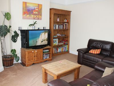 Photo for great family apartment sleeps 6 within minutes of the seafront