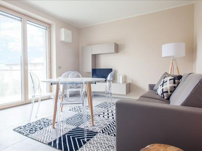 Photo for Romeo - Large one-bedroom w/balcony in Ravenna