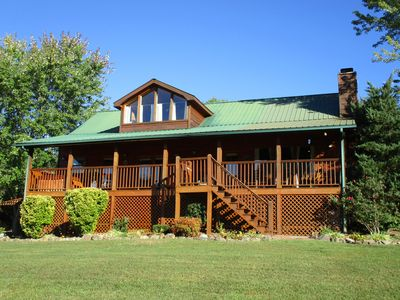 Photo for Peaceful Wear's Valley Mountain Retreat - Awesome Views, Easy Access, Pool