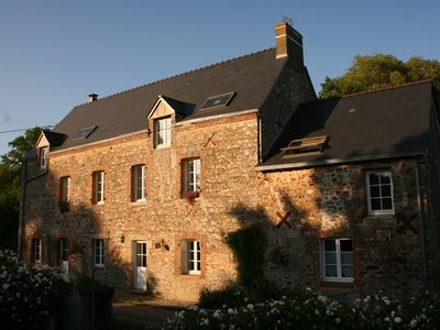 Photo for Bed and Breakfast in Mayenne in a mill of the eighteenth century by the river