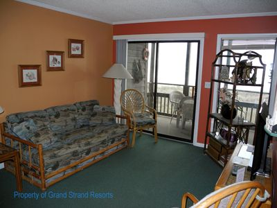 Photo for Tilghman Beach and Racquet Club Unit: 122! Oceanfront 3 Bedroom Condo. Book now for best rates!