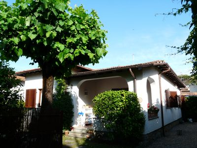 Photo for Detached villa in Forte dei Marmi