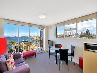 Photo for Super 1 bdrm with harbour views / wifi