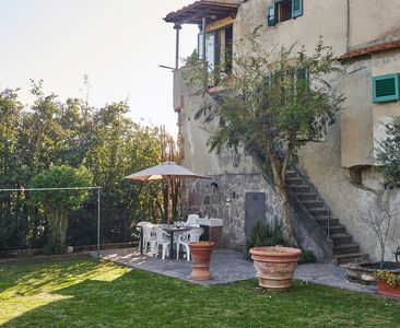 Photo for CASASTAGI portion of farmhouse in the green of Tuscany