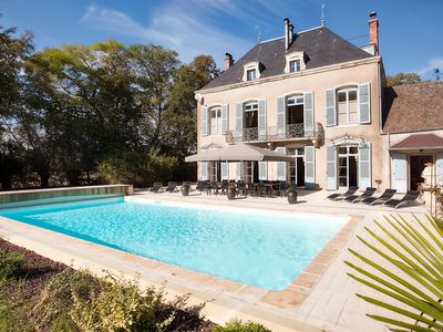 Photo for Château de Lans: 7 luxury suites, heated pool, sauna, hammam and fitness