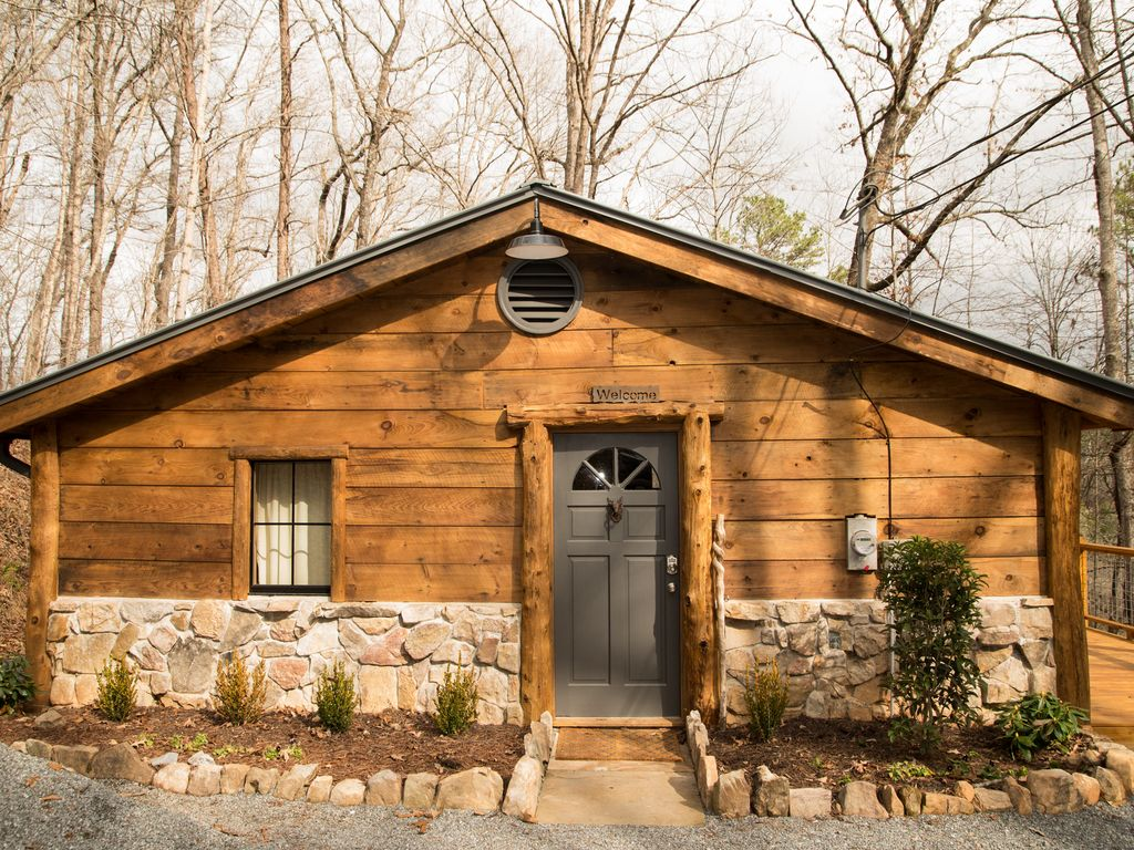 Cozy House Cozy Cottage On The Toccoa River  Vrbo