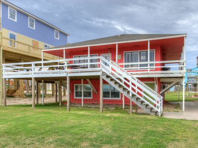 Photo for Beautiful beachfront home Freeport TX