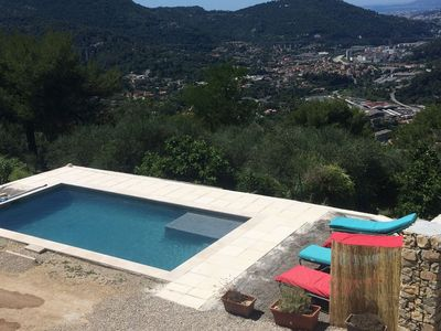 Photo for Comfortable Holiday Home in Drap with Private Swimming Pool