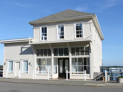 Photo for Charming, five bedroom, Bandon Historic River House, LLC on the Coquille River.