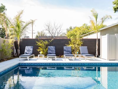 Photo for FREE NIGHT!!! Private oasis near the Rose Bowl and Old Town Pasadena