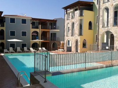 Photo for Residence with Pool and Park near the Beach - Mare e Relax
