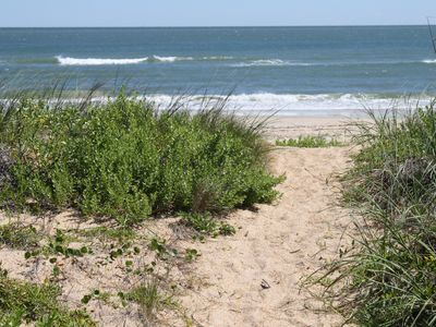 Photo for Just Steps to Vilano Beach