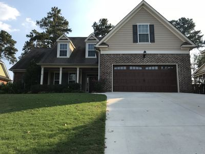 Photo for Masters Rental - Sumter Landing 5 bedroom 3 Bath home close to tournament