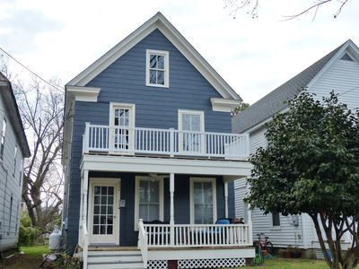 Photo for Robyn's Nest - A Spacious 1920 Historical Home 3 Blocks From Beach