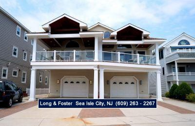 Photo for Enjoy this beach block townhouse just steps to the beach.