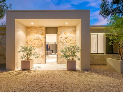 Photo for Secluded 5 Bedroom Villa in Bel Air with Amazing Canyon Views