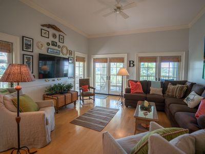 Photo for NEW LISTING: Gulf Views - Across from Watercolor Beach Club - Newly Renovated