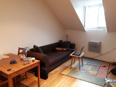 Photo for Large 2 rooms near the Eiffel Tower - Metro La Motte-Picquet Grenelle