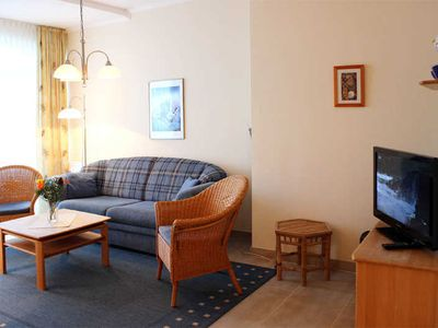 Photo for (112) 3-room apartment with terrace-seafront - Apartment house Atlantik
