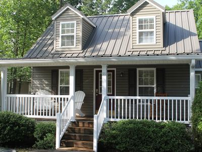 2 Bedroom/2 Bath Cottage @ Pickwick Pines Resort