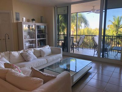 Photo for Luxury Golf Condo Mins to Marco Island! Marriott Membership Available