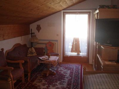Photo for Twin / Double Room Cat. I with balcony / terrace - Gästehaus Ludwig-Thoma Hotel garni &