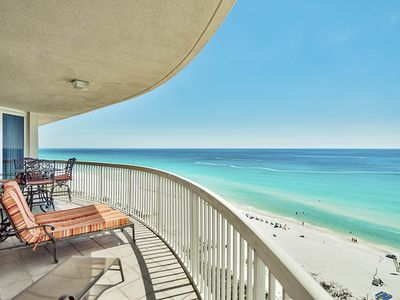 Photo for Stunning Gulf Front Condo in Destin w/ Spectacular Views! Book for Memorial Day!
