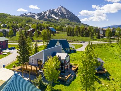 Photo for 4 Bedroom, Luxury Home on Mt. Crested Butte - Sleeps 10!