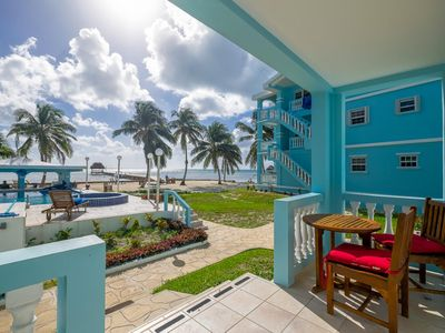 "Photo for ""Sunset Beach"" A2 - One Bedroom/Romantic Getaway/pool/WiFi/AC/kayaks/bikes"