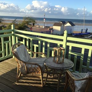Photo for VILLA in WATERFRONT, sea view, private beach landing